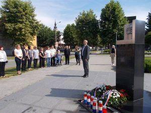 LokalnaHrvatska.hr Nova Gradiška Obiljezen 22. lipnja, Dan antifasisticke borbe